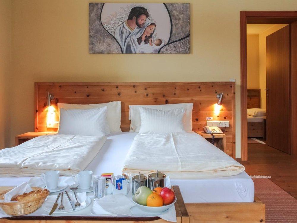 Hotel Alpenhof, Zimmerbeispiel