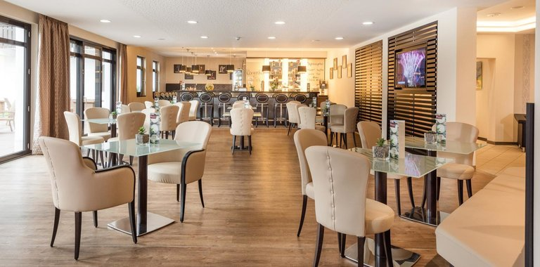Johannesbad Hotel Königshof Restaurant