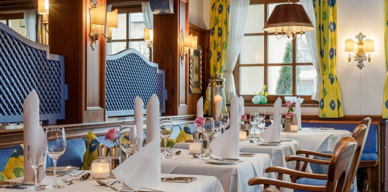 Maximilian Quellness- und Golfhotel Restaurant