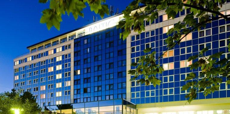 Komfort Sport- und Ferienhotel Baltic Außenansicht