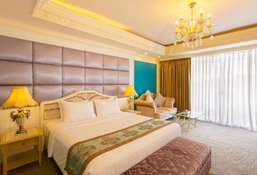 The Grand Kandyan Hotel - Zimmerbeispiel