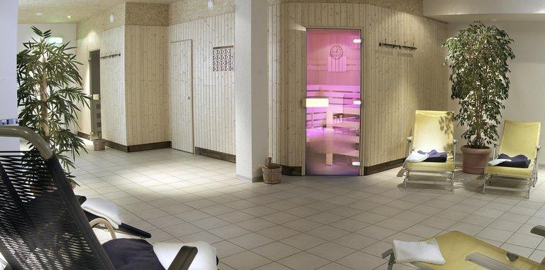 aqualux Wellnesshotel Bad Salzschlirf Saunabereich