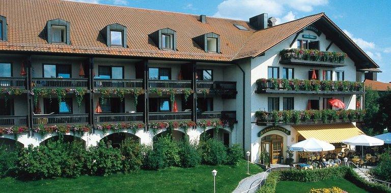 Hotel Birkenhof Therme Außenansicht