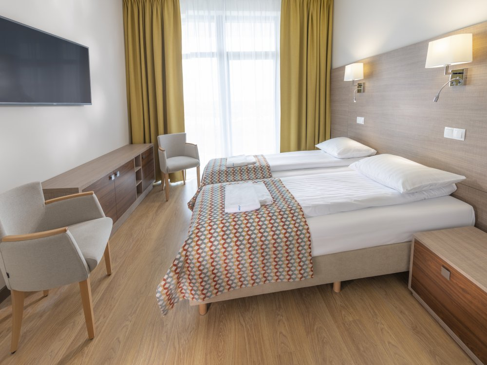 Hotel Olymp 4, Zimmerbeispiel