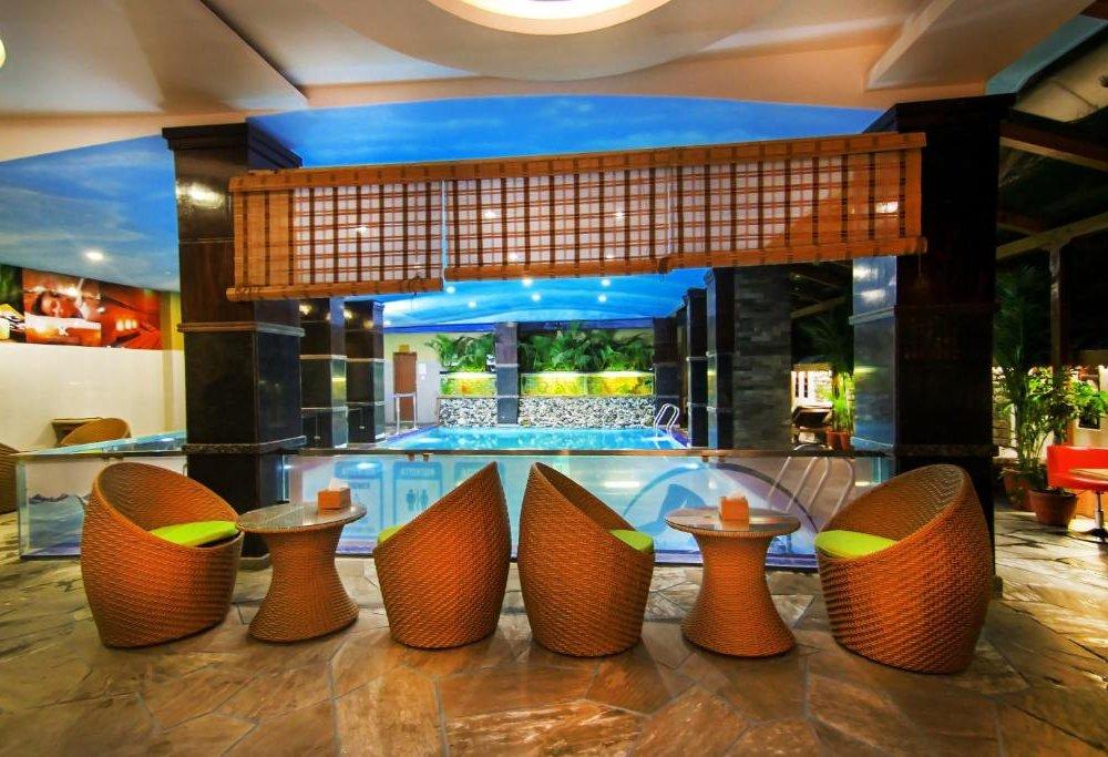 Kuti Resort - Pool