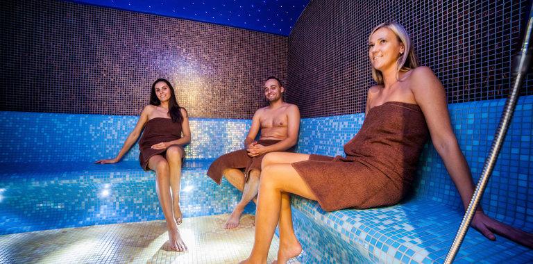 Hotel Olymp III Sauna