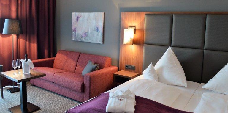 Hotel Santé Royale Hotel- & Gesundheitsresort  Zimmerbeispiel