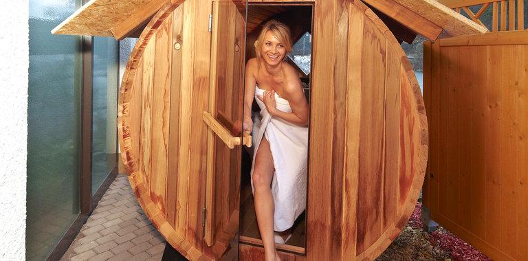Göbel's Seehotel  Saunalandschaft
