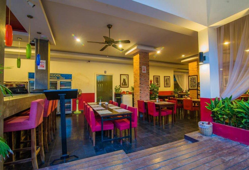 Mekong Angkor Palace - Restaurant