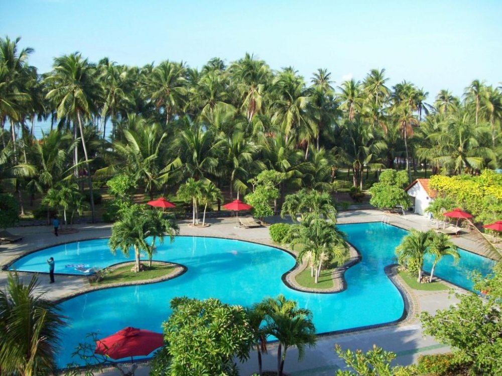 Mui Ne De Century Beach Resort & Spa - Außenpool