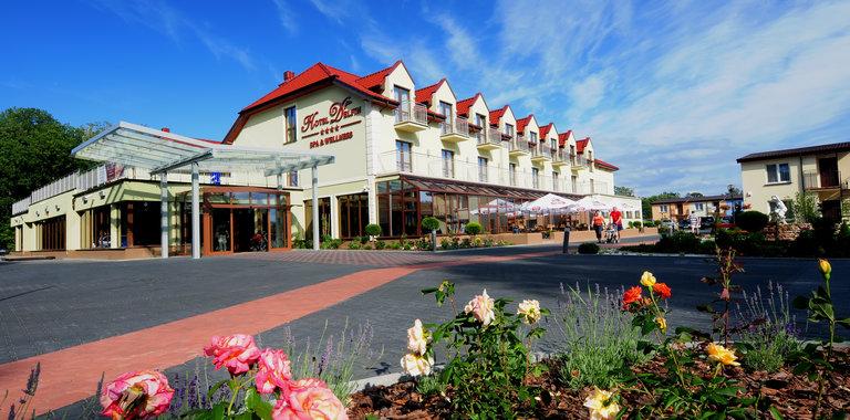 Hotel Delfin Spa & Wellness Außenansicht