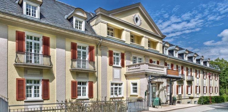 Santé Royale Hotel- & Gesundheitsresort Bad Brambach Außenansicht