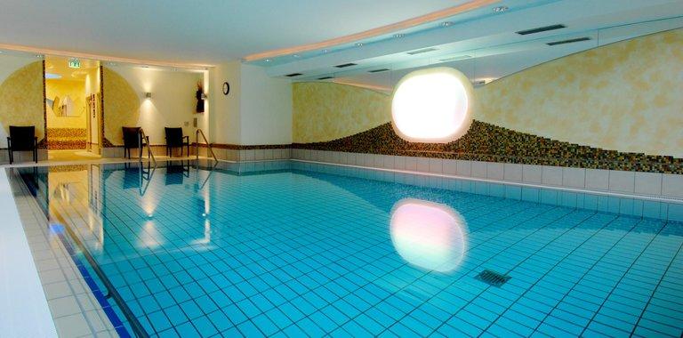 Johannesbad Hotel Königshof Hallenbad