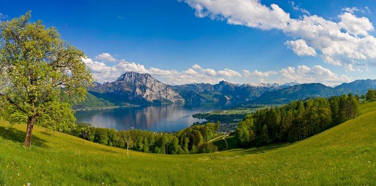 Radreise - Zehn Seen-Rundfahrt Kategorie A - Traunsee