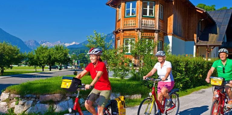 Radreise - Zehn Seen-Rundfahrt Kategorie A - Altaussee