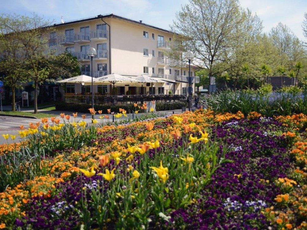 Hotel Dein Franz - Außenansicht