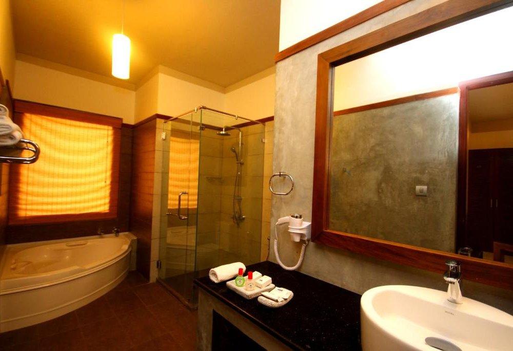 Chandrika Hotel - Zimmerbeispiel