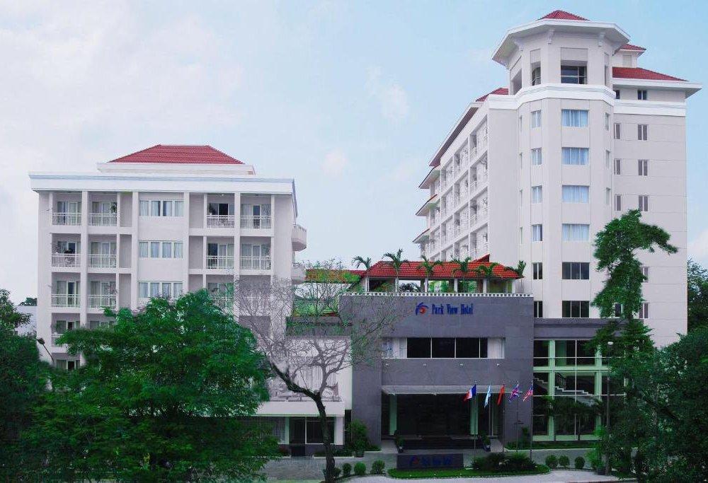 Parkview Hue Hotel - Außenansicht