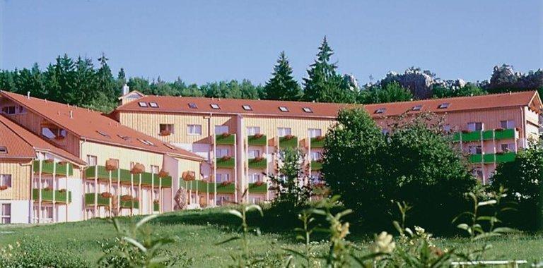 Hotel am Pfahl Außenansicht