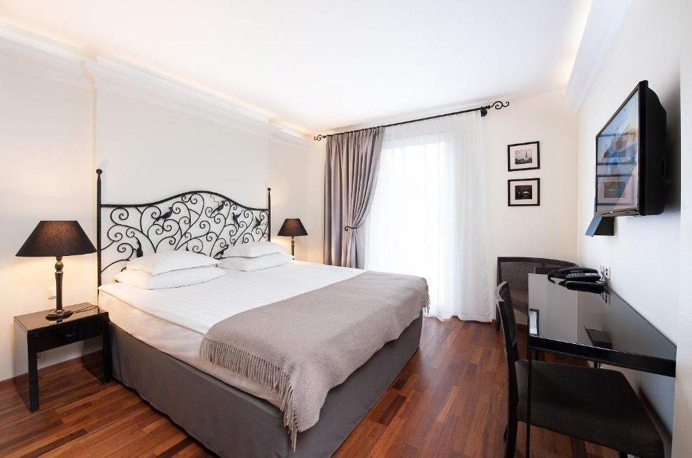 Hotel L'Ermitage - Zimmerbeispiel