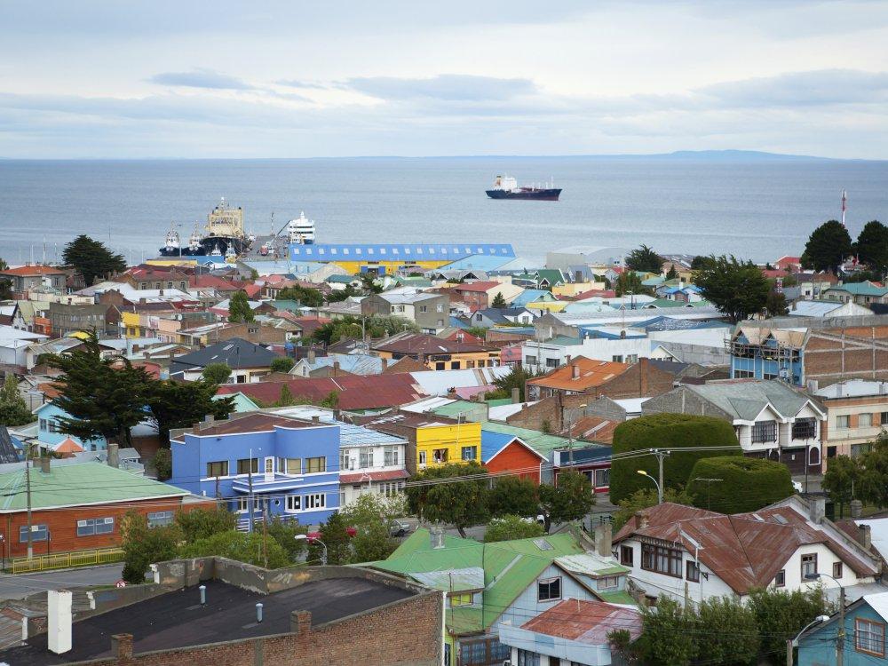 Punta Arenas und die Magellanstraße