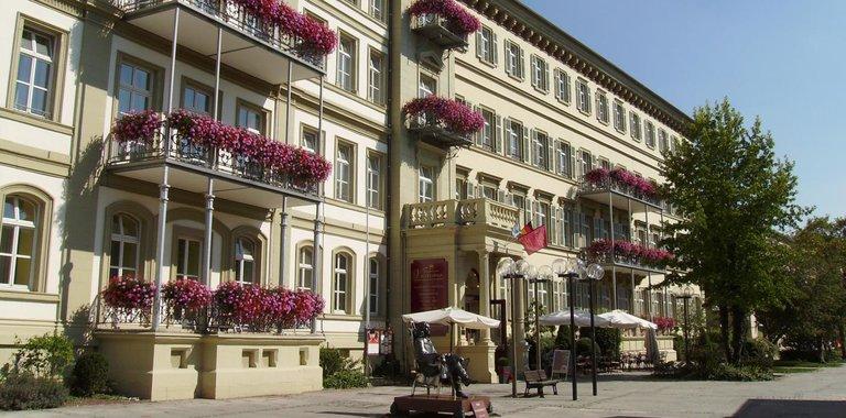 Kaiserhof Victoria Außenansicht