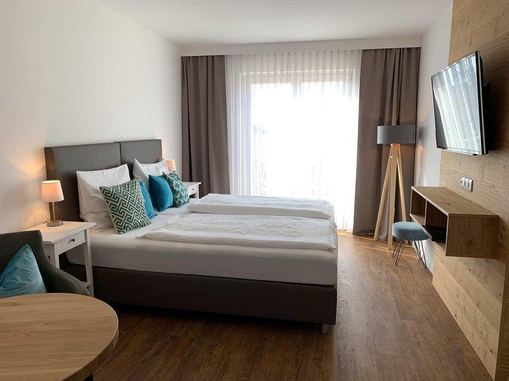 Hotel Dein Franz - Beispiel Doppelzimmer Modern