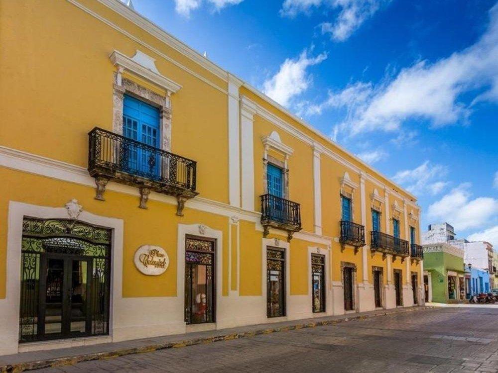 Plaza Colonial - Außenansicht