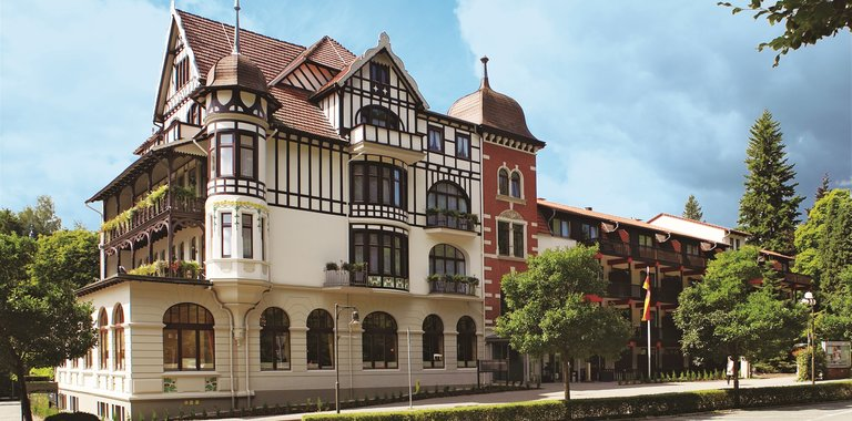 Göbel's Vital Hotel Außenansicht