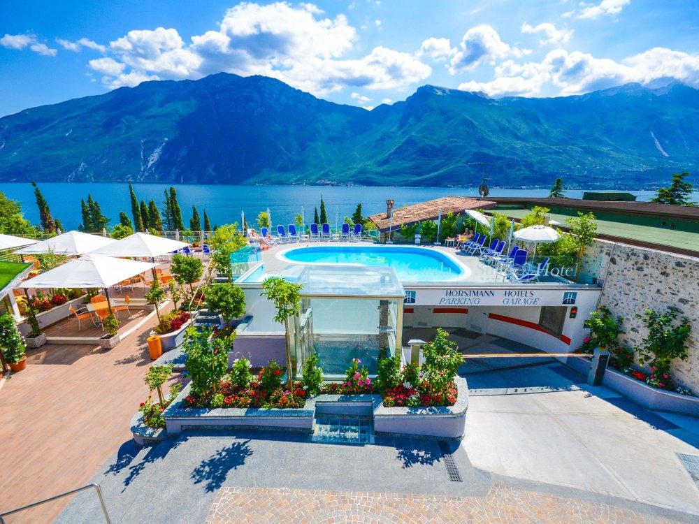 Garda Suite Hotel - Außenpool