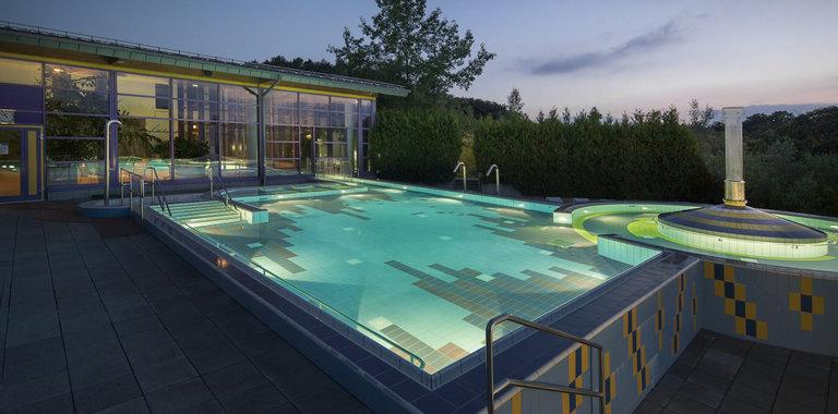 Santé Royale Hotel- & Gesundheitsresort Warmbad Silbertherme