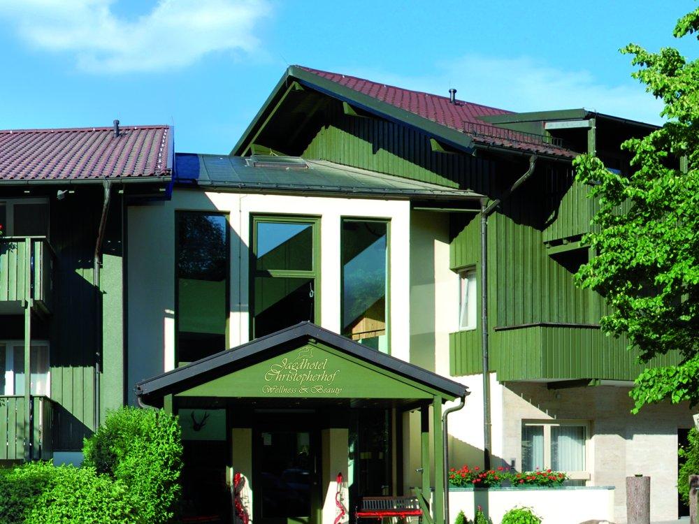 Landhotel Christopherhof Eingang