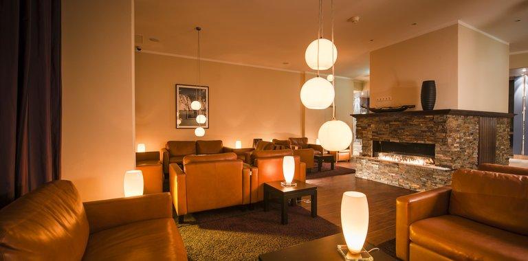 Komfort Sport- und Ferienhotel Baltic Kaminzimmer