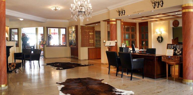 Thermenhotel Viktoria Lobby