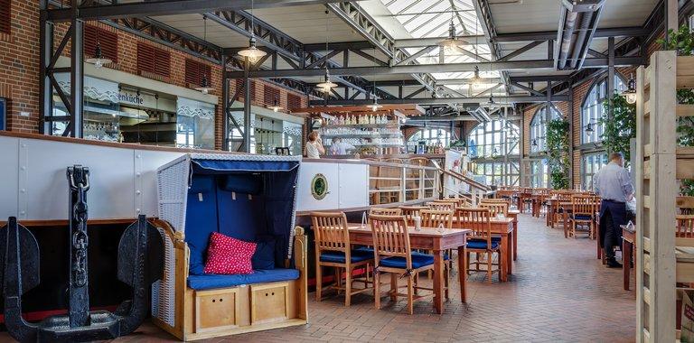 Hotel Dömitzer Hafen Restaurant