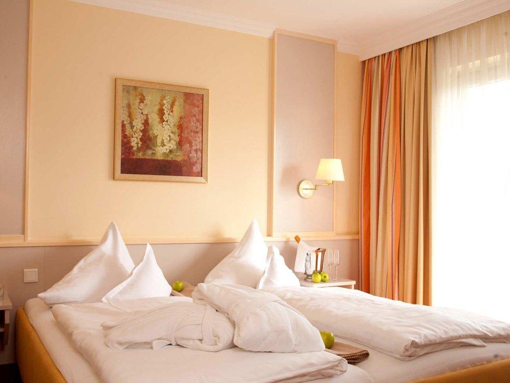 Hotel Dein Franz - Beispiel Doppelzimmer Standard