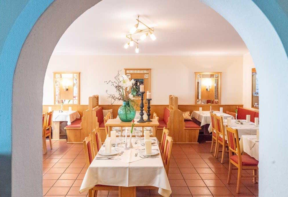 Thermen Club Hotel Speisesaal