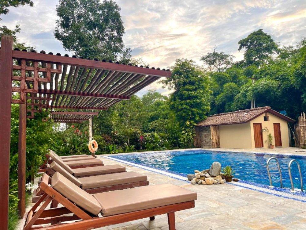 Green Mansion Jungle Resort - Pool