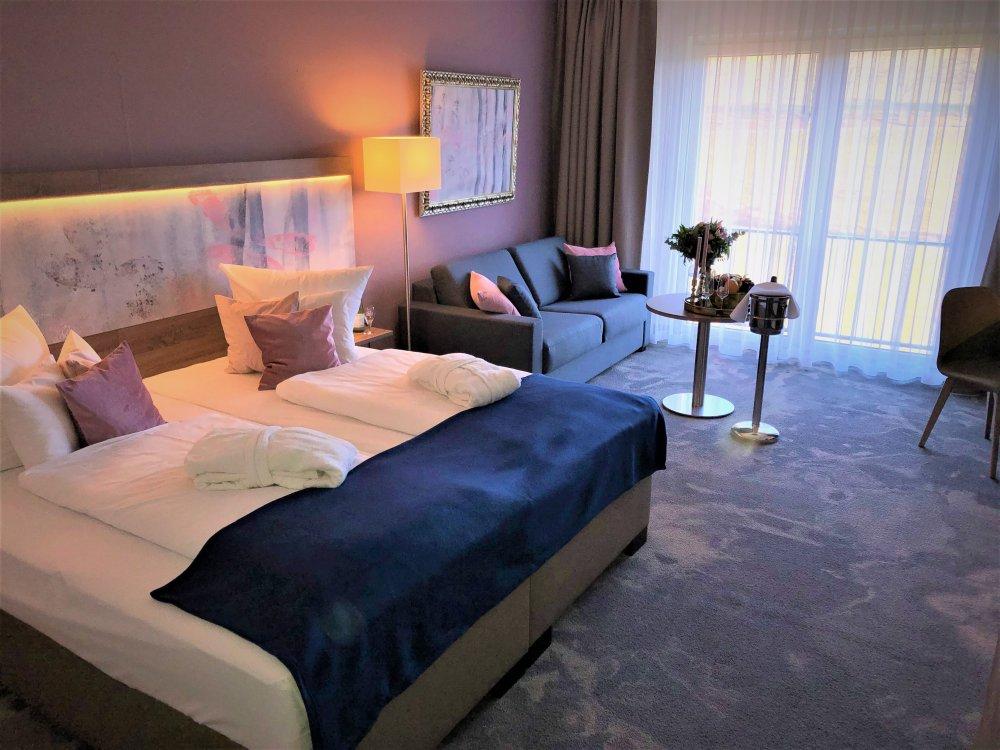 Santé Royale Rügen Resort Zimmerbeispiel