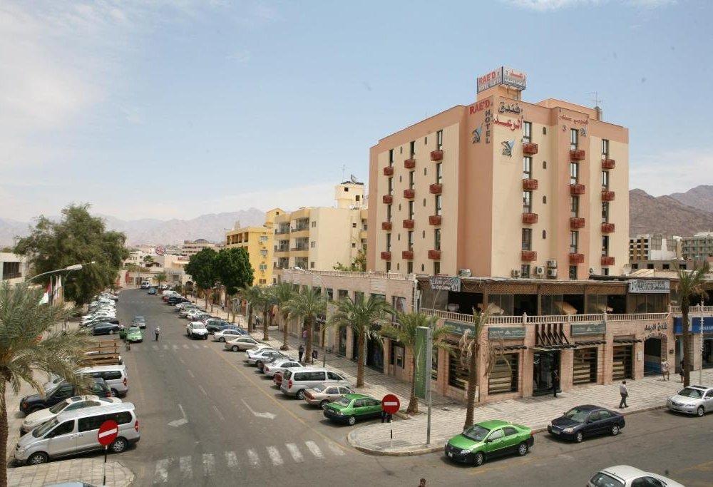 Hotel Al Raad - Außenansicht