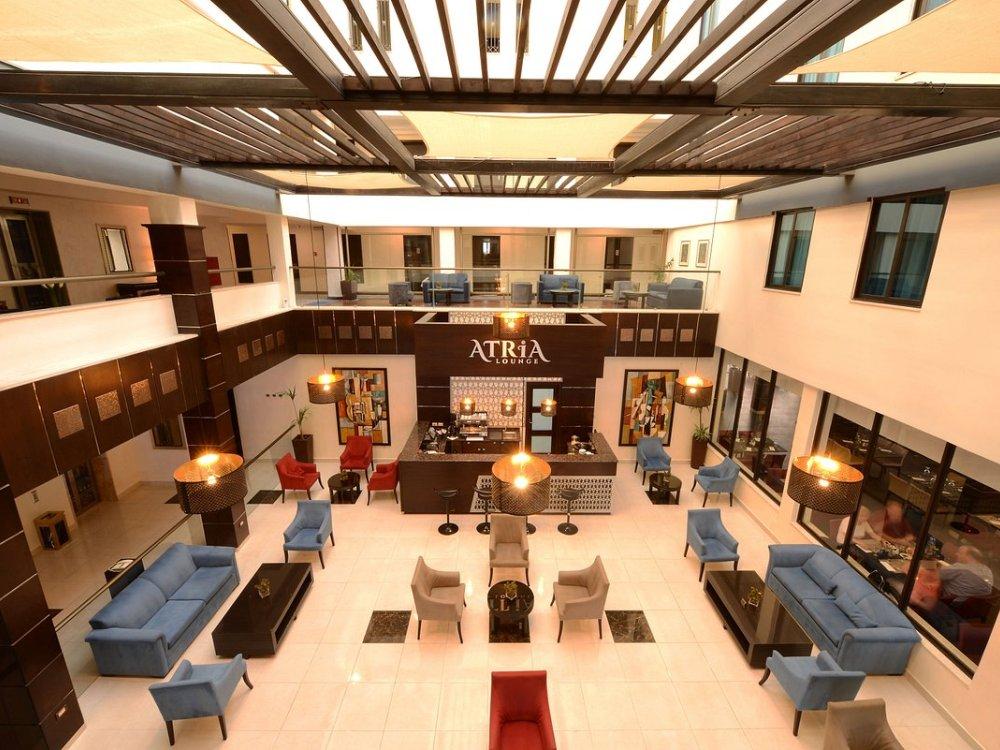 Hotel Mena Tyche - Lobby