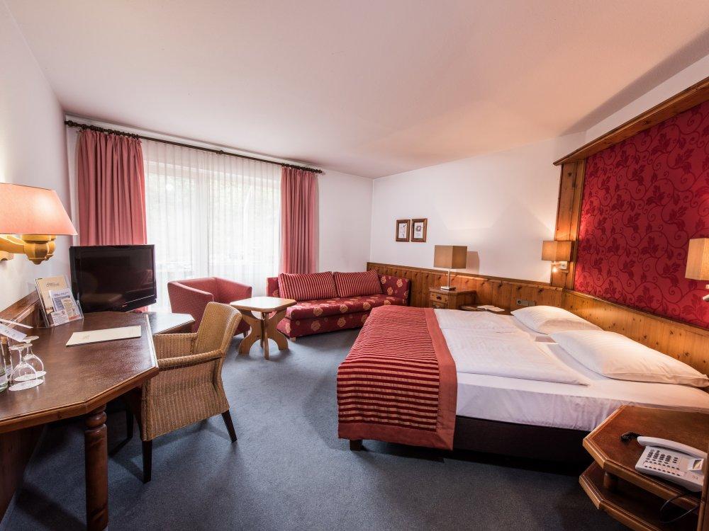 Zimmerbeispiel Doppelzimmer Komfort