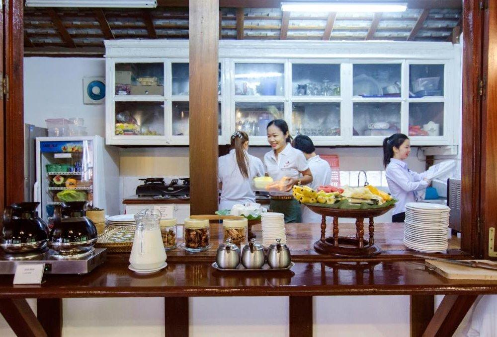 Villa Chitdara - Restaurant