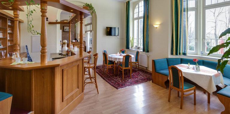 Ferien Hotel Villa Südharz Restaurant
