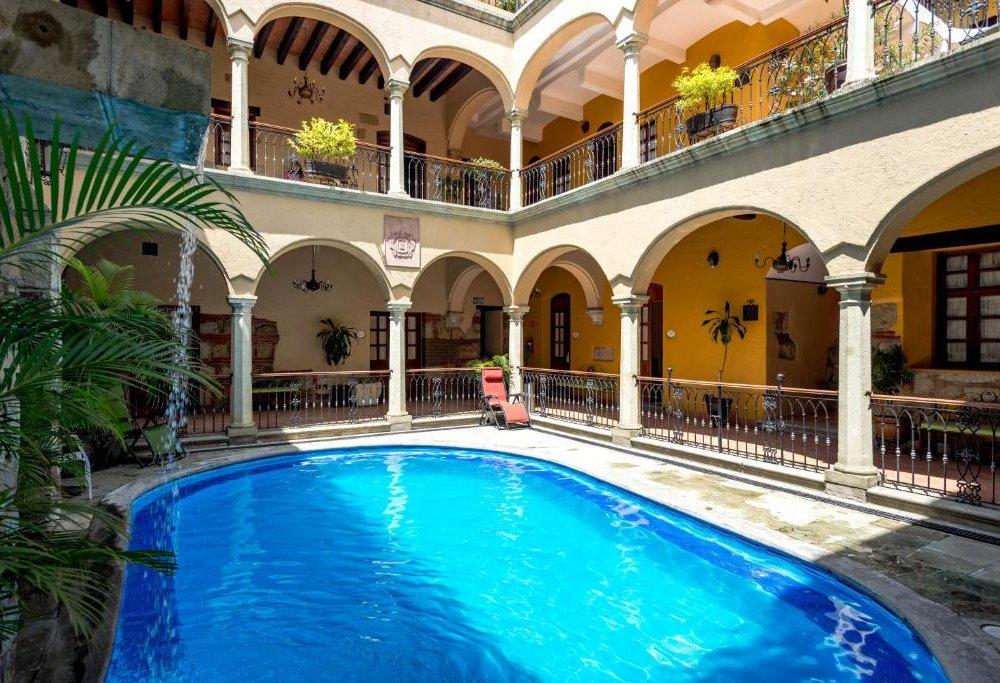 Hotel CasAntica - Pool