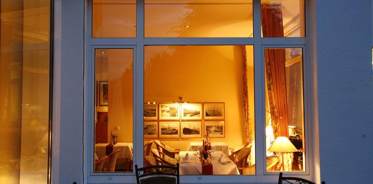 Seehotel Großherzog von Mecklenburg Restaurant