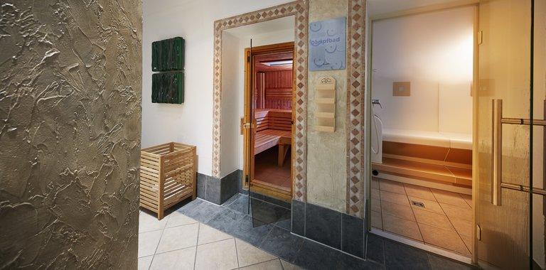 Posthotel Rotenburg Saunabereich