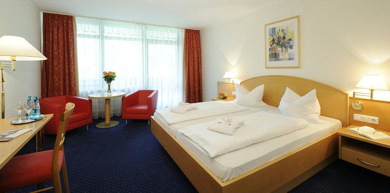 Johannesbad Hotel Königshof Zimmerbeispiel