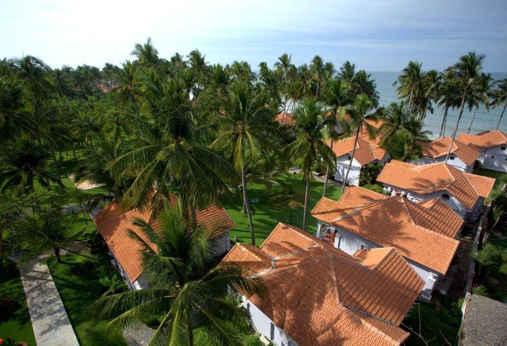 Mui Ne De Century Beach Resort & Spa - Hotelanlage