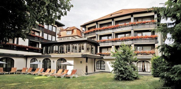 Mühl Vital Resort Aussenansicht 3